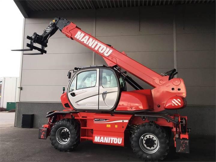 Manitou Mrt2150p+ - 2017
