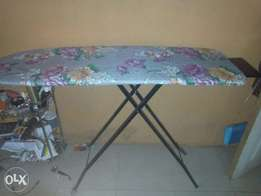 Ironing board a weeks used