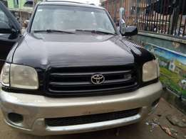 Used 2003 Toyota sequoia for sale