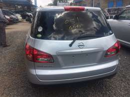 2011 silver Nissan Wingroad just buy and drive