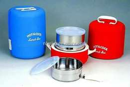 Hot and cool flask