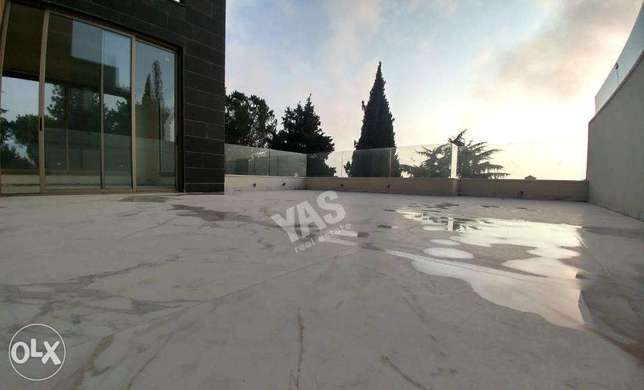 Ballouneh 140m2 - 45m2 terrace - unique - view - catch -