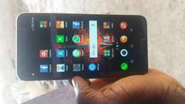 Infinix hot5 fingerprint.. Clean