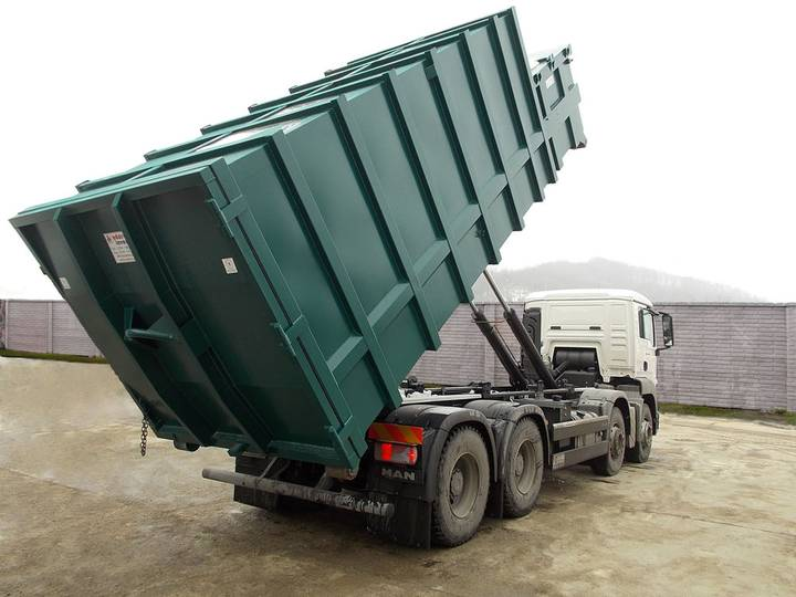 AUTOGUNOIERE pentru colectare hartie & cartoane garbage