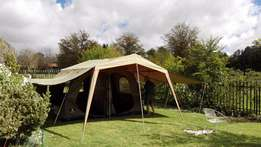 Large Family Tent - Howling Moon