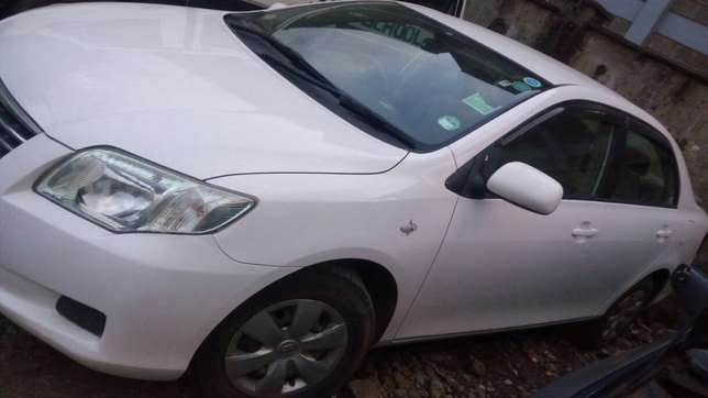 The vehicle is a toyota Axio which is good in condition. Kawangware - image 3