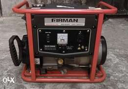 FIRMAN ECO1990S Neatly Used Generator