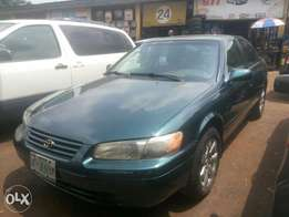 Neat camry 99 model for sale