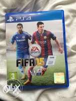 Fallout 4 & FIFA 15 for PS4 for sale/swop