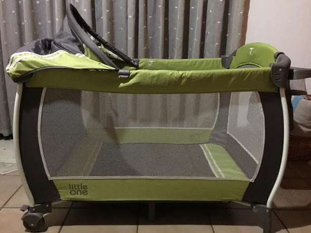 Little One Camp Cot (similar to Shelby Elite) - Excellent Condition Fourway Gardens - image 4