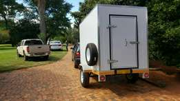 Mobile Freezers/Refrigerated Trailers