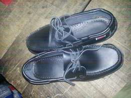 Men Quality Leather Shoe (Muccason)