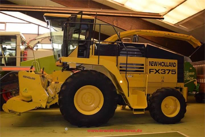 New Holland Fx 375 - 1999
