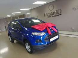 2017 Ford ecosport blue in colour 9000km brand new car
