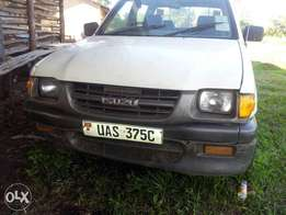 Isuzu carbine good