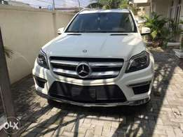2014 Mercedes-Benz GL550 SUV (Foreign Used)
