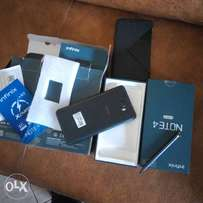 2 months old infinix note 4 pro