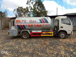 For sale: LPG Gas carrier truck