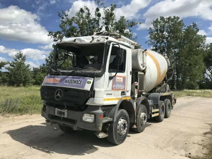 Mercedes-Benz Actros 4141 8x4 Pump CIFA MK 28.4 m - 2004