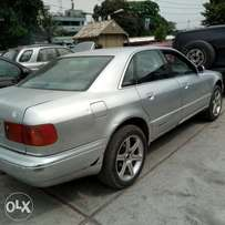 Audi A6 for sale. (Sharp ride)