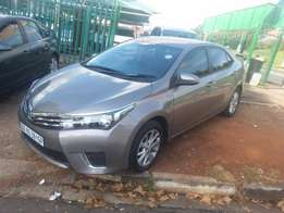 Immaculate condition 2016 Automatic Toyota Corolla Esteem 1.6