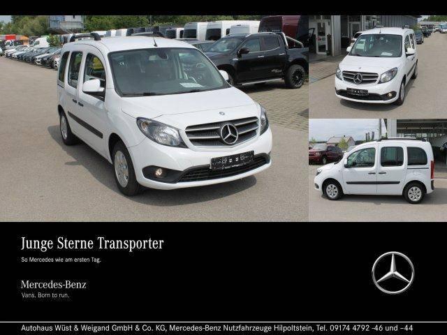 Mercedes-Benz Citan 111 CDI Edition+Kamera+Klimaauto+Tempomat+ - 2019