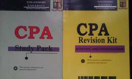 cpa text books and kits