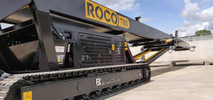 Roco T80 Tracked Stacker - 2019 - image 3