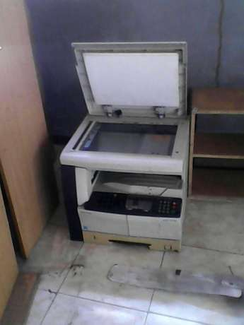 Used photocopy machine for sell Vescon - image 3