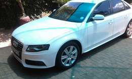 2011 Audi A4 1.8T multitronic (ambition)
