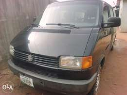 A Long Chassis Volkswagen Vanagon for sale
