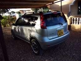 Lady driven Nissan note in excellent condition.