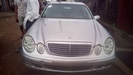Toks Mercedes Benz E320 (4matic 2003)