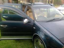 Golf 4 estate For sale