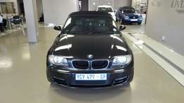 2010 BMW 120i black in colour it black FSH 2owners accident free