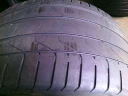 305/30/R20 on special for sale each is R1500 in a good condition