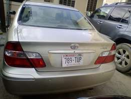 Just Arrived Full Option Toyota Camry.