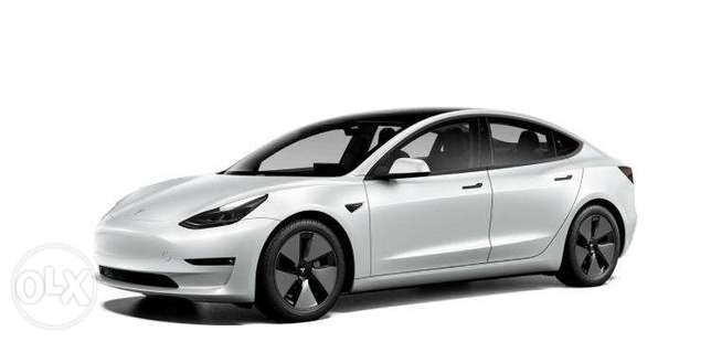 Import your Tesla Model 3 by Ghandour Auto