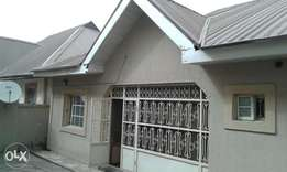 Well finished 2bedroom bungalow
