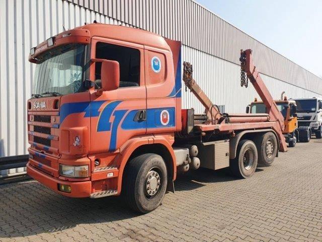 Scania R144 GB 460 6x2/4 NA R144 GB 460 6x2/4 NA, Retarder, Lift - 2001