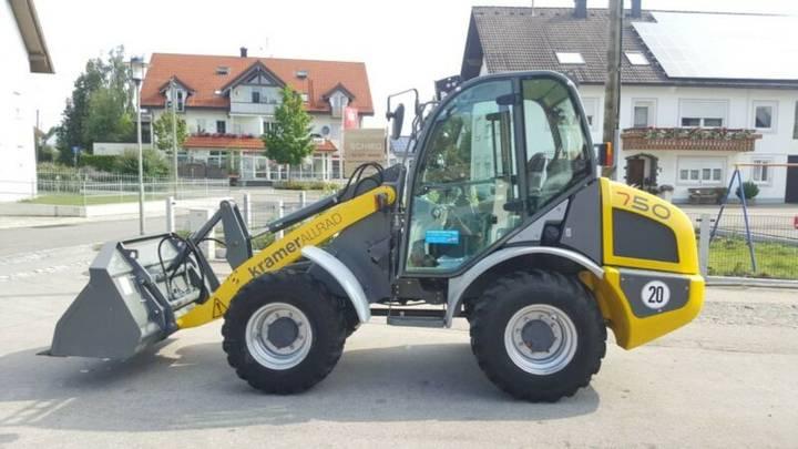 Kramer 750 Tip Top kein 850, 950, 380, 480 - 2014