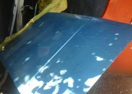 Nissan sentra box shape bonnet