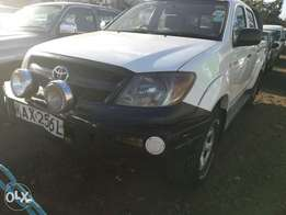 Toyota double cab, 5L Engine, Local
