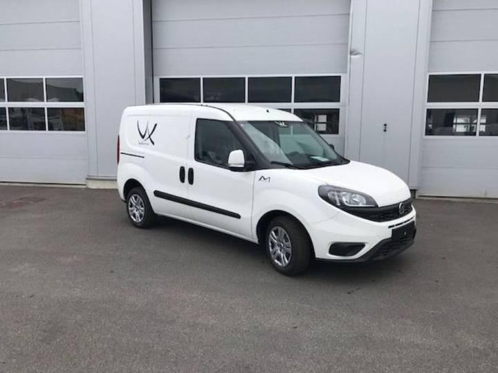 Fiat Doblò Sx 1.6mjet - 2018