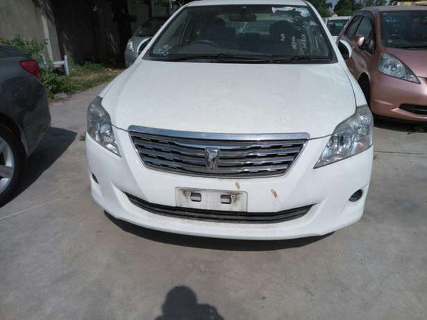 Toyota Premio KCM number 2010 model loaded with good music syste Mombasa Island - image 3