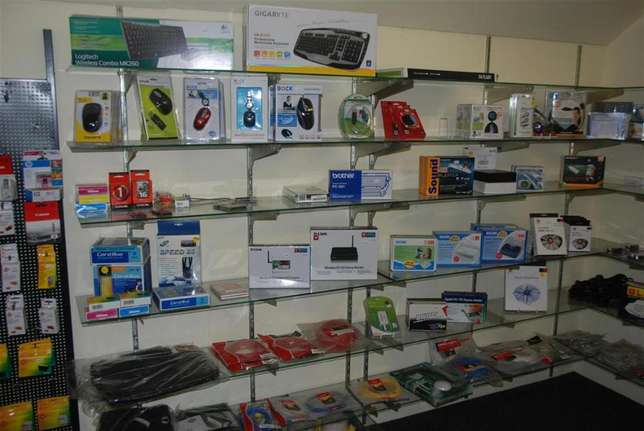 contact us for computer accessories, key your laptop safe, email us. Nairobi CBD - image 1