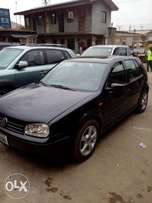 ADORABLE MOTORS; A clean, first body Volkswagen Golf 4