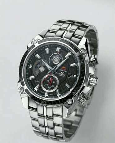 Casio Edifice F1 Redbull Edition new in box, retail R5500. Umhlanga - image 1