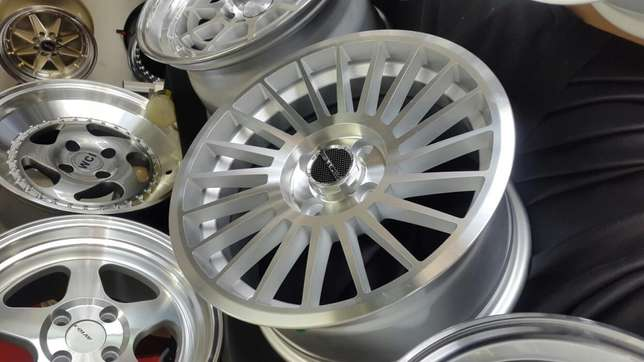 """Special Offer: 15"""" Rotiform IND Reps with new tyres Phoenix - image 4"""