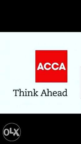 ACCA, Accounting and Business Studies tuitions available for all level